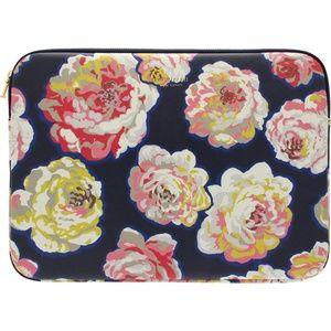 """Isaac Mizrahi New York Floral Laptop Sleeve 13"""""""
